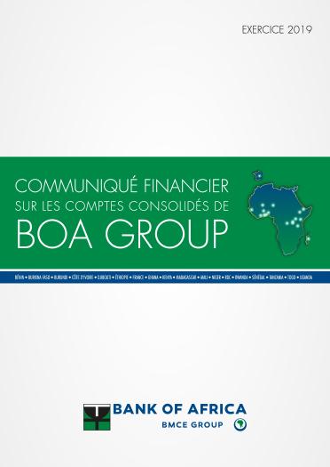 Communiques Financiers