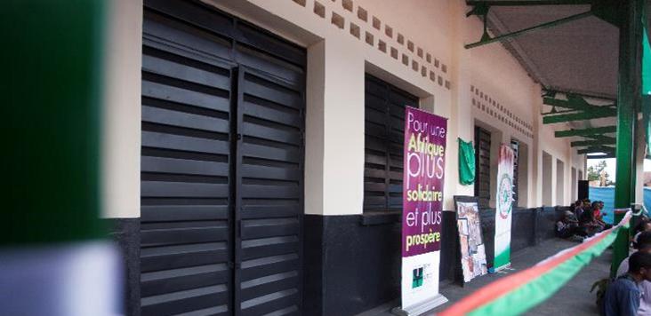 3 1 0 Ecole primaire dAndoharanafotsy apres renovation Photo FBOA slash Voara