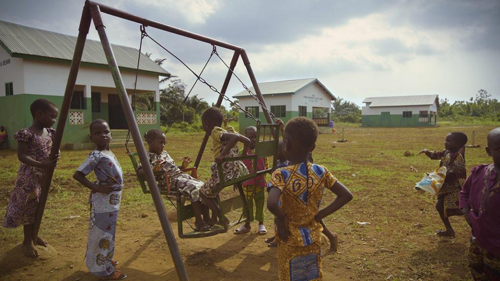3 1 1 Centre de vie ecole dAgon Benin Photo FBOA slash O point Balafrej