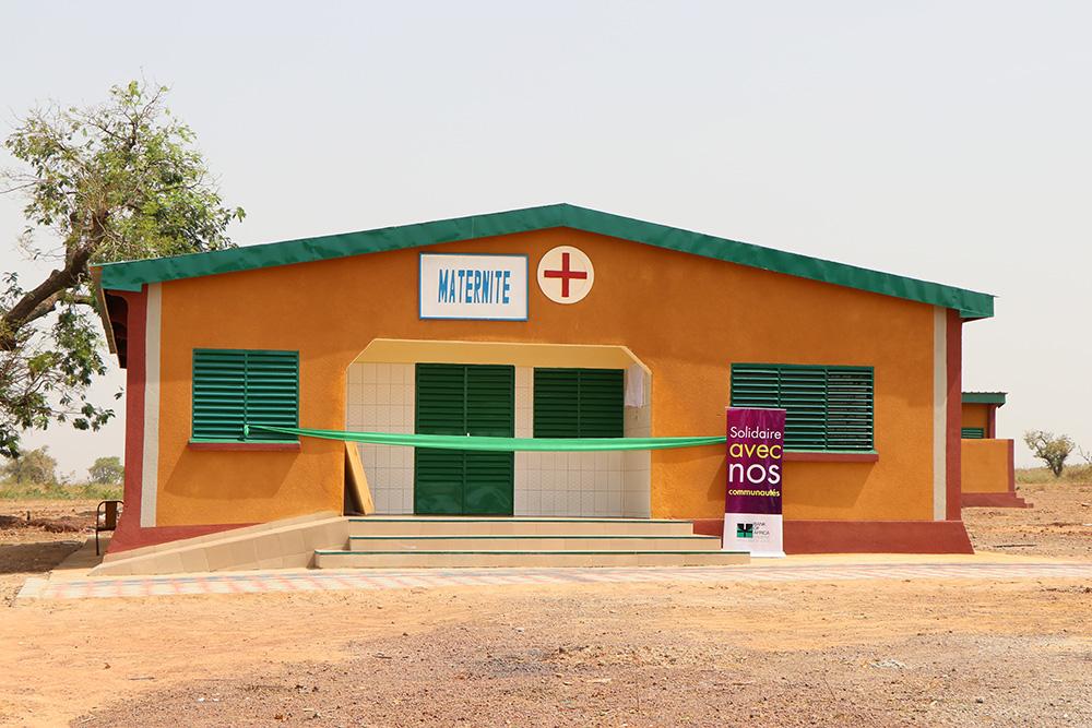 3 2 2 Centre de Sante de Nyfou Burkina Faso Photo FBOA5