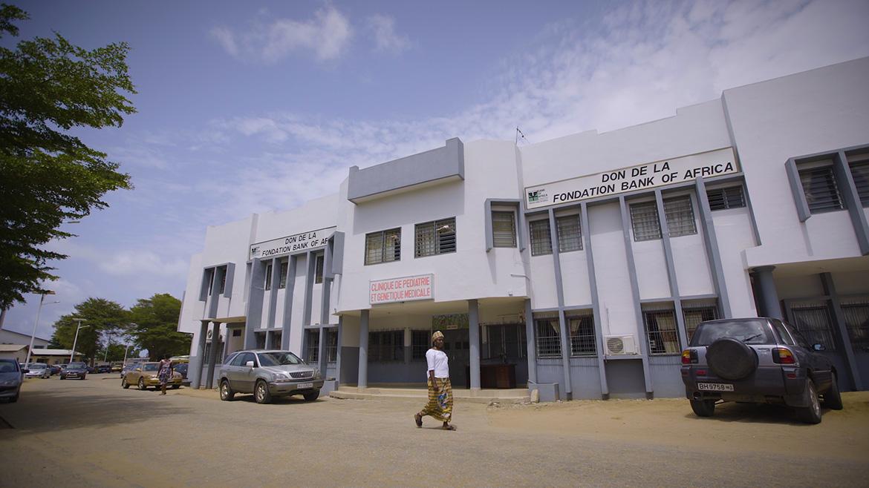 Centre National Hospitalier Universitaire de Cotonou au Benin
