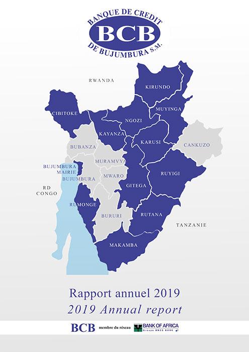 BCB Rapport Annuel 2019